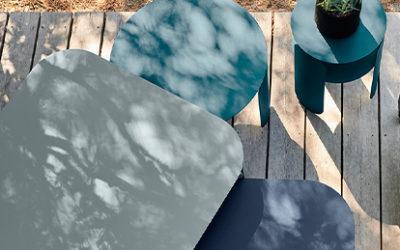 Fermob : quand la couleur s'invite au jardin